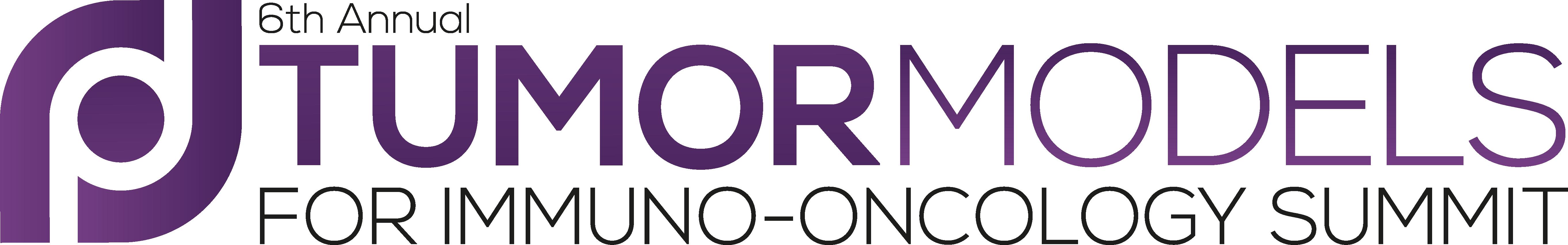 6th Tumor Models for Immuno-Oncology Summit logo